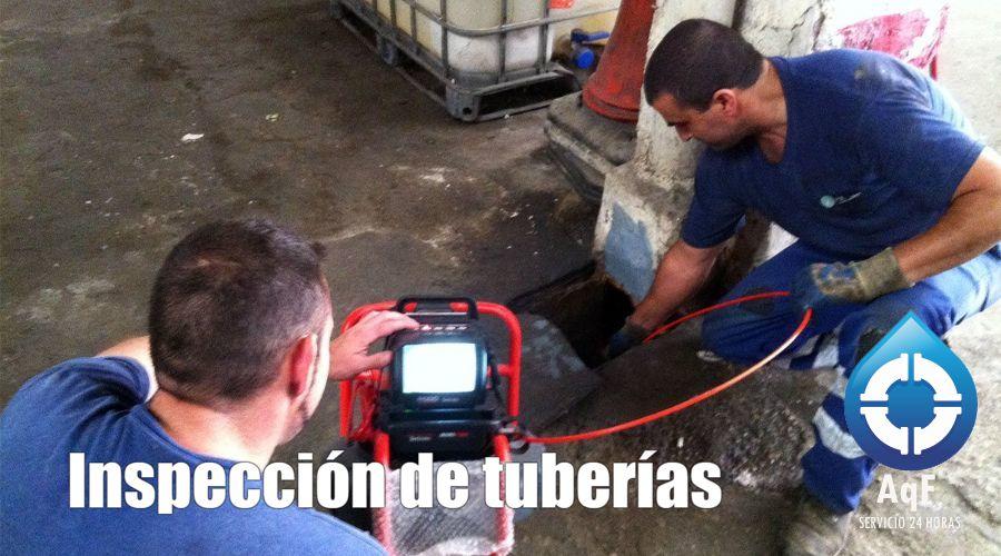 Camaras inspeción Valencia