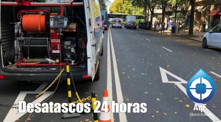 cuba desatascos en Benisanó