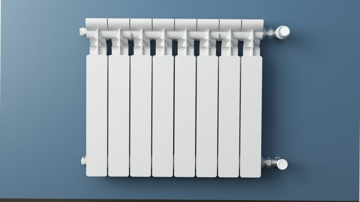 goteo del radiador