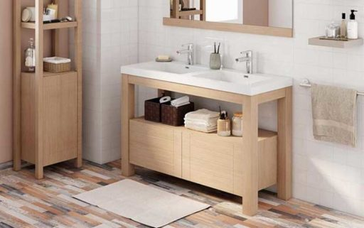 Instalar un mueble para el lavabo 1