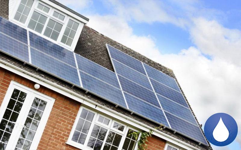 Ventajas de las placas solares para el agua caliente fontaneros valencia - Instalar placas solares en casa ...