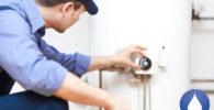 Reparacion de  calentador de gas 23