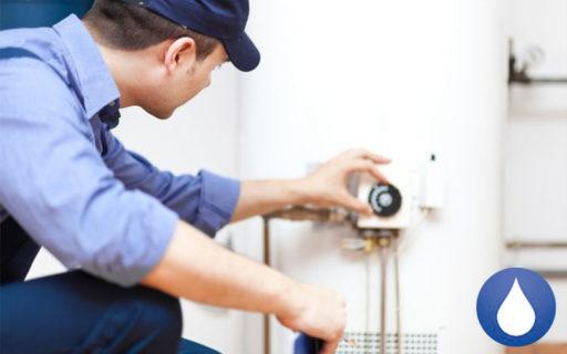 Reparacion de  calentador de gas 1