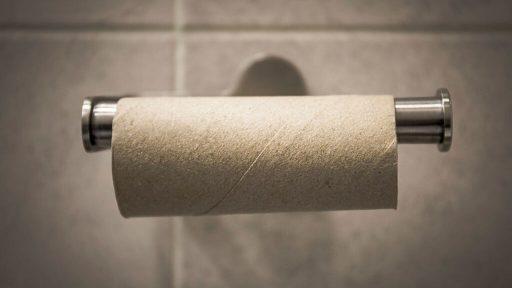 sin papel higienico